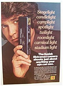1979  Kodak Ektramax  Camera with Michael  Landon (Image1)