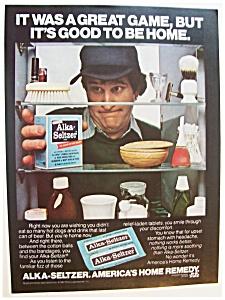 Vintage Ad: 1982 Alka Seltzer (Image1)