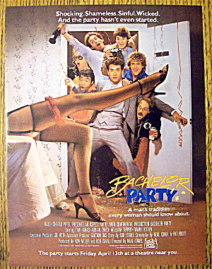 1984 Bachelor Party with Tom Hanks (Image1)