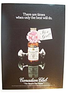 1982  Canadian  Club  Whiskey (Image1)
