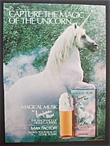 Vintage Ad: 1984 Magical Musk (Image1)