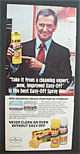 1984 Easy - Off Oven Cleaner With Tony Randall
