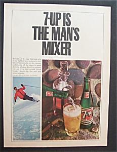 Vintage Ad: 1966  7 Up (Image1)