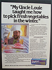 1986  Ziploc  Bags  with  Dom  DeLuise (Image1)