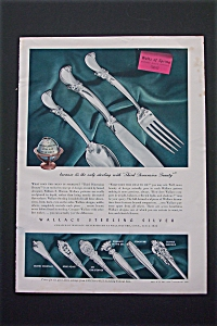 1954 Wallace Sterling Silver with 6 Different Styles (Image1)