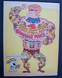 Vintage Ad: 1966 Hawaiian Punch (Image1)