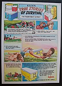1979  Igloo  Cooler (Image1)