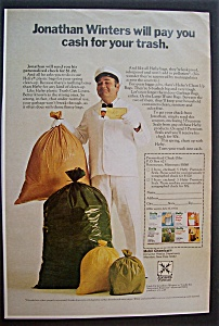 1971 Hefty Bags With Jonathan Winters