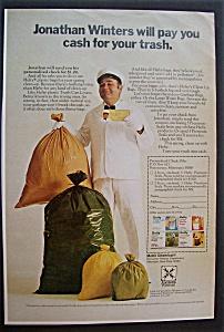 1971  Hefty  Bags  with  Jonathan  Winters (Image1)