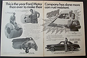 1977 Ford Motor With Bill Cosby