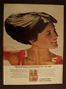 1977  Short  n'  Sassy  Shampoo  with  Dorothy  Hamill (Image1)