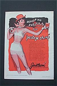 1954 Jantzen with Woman in Her Underwear (Image1)