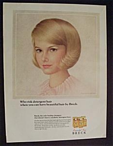 1965  Breck  Shampoo (Image1)