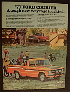 1977 Ford Courier
