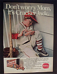 1977 Borden Cracker Jack