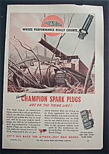 1944  Champion  Spark  Plugs (Image1)