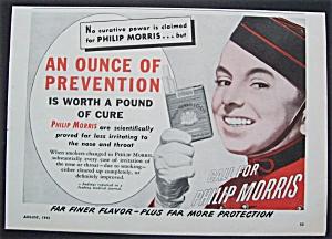 1945  Philip  Morris  Cigarettes (Image1)