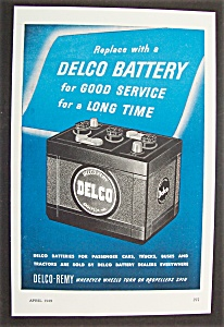 1949  Delco  Battery (Image1)