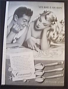 1947 Community Silverplate/Silverware (Image1)