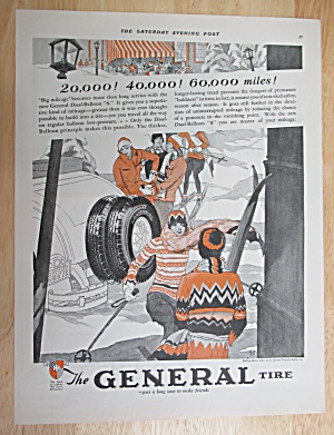 1929 General Tire with General Dual Balloon 8 Tire  (Image1)