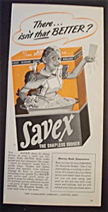 1947  Savex  Soapless  Sudser (Image1)
