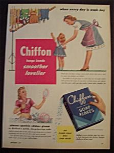 1947  Chiffon  Soap  Flakes (Image1)