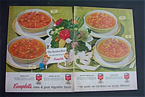 1954 Campbell's Soups