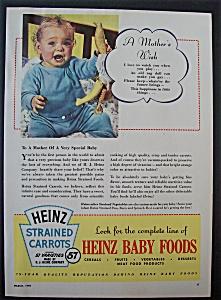 1948  Heinz  Baby  Foods (Image1)