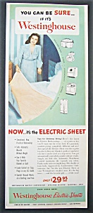 1948  Westinghouse  Electric  Sheets (Image1)