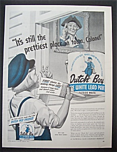 1945  Dutch  Boy  Paints (Image1)