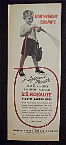1952  U. S.  Royalite  Plastic  Garden  Hose (Image1)