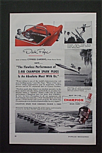 1955 Champion Spark Plugs with Dick Pope  (Image1)