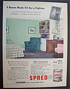 1945  Glidden  Spred  Washable  Paint (Image1)