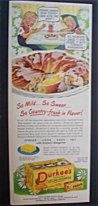 Vintage Ad: 1946  Durkee's  Margarine (Image1)