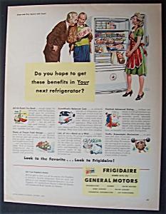 1945  Frigidaire  Refrigerator (Image1)