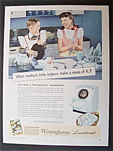 1945  Westinghouse  Laundromat (Image1)