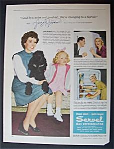 1946  Servel  Gas  Refrigerator (Image1)