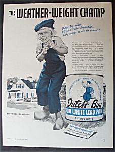 1945 Dutch Boy Paints with Dutch Boy (Image1)