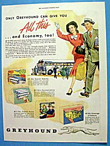 Vintage Ad: 1947 Greyhound (Image1)