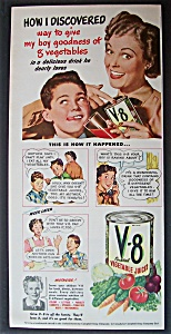 1948 V - 8 Vegetable Juice