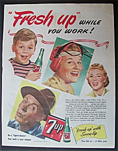 Vintage Ad: 1944  7  Up (Image1)