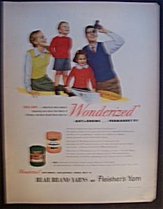 1949  Bear  &  Fleisher's  Yarn (Image1)