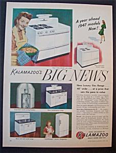 1946  Kalamazoo  Home  Appliances (Image1)