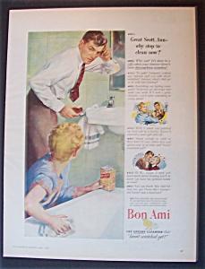 1946  Bon  Ami  Cleanser (Image1)