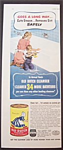 1945  Old  Dutch  Cleanser (Image1)