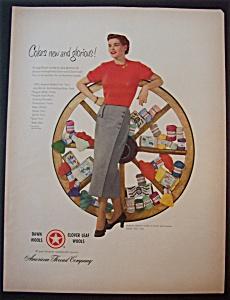 1949  Dawn  &  Clover  Leaf  Wools (Image1)