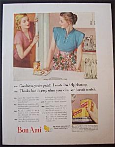 1945  Bon  Ami  Cleanser (Image1)