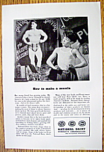Vintage Ad: 1947 National Dairy Products Corporation (Image1)