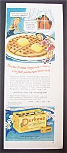 Vintage Ad: 1945  Durkee's  Oleomargarine (Image1)