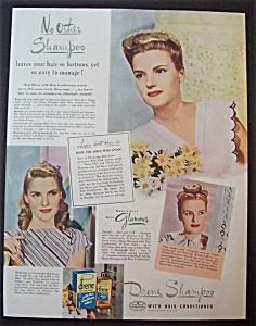 1945  Drene  Shampoo (Image1)
